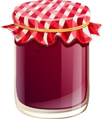 Jam clipart strawberry jelly. Best graphics canning