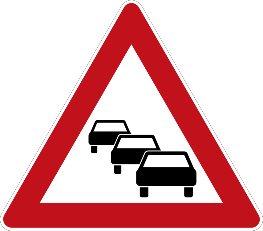 Jam clipart trafic. Traffic congestion controlled access