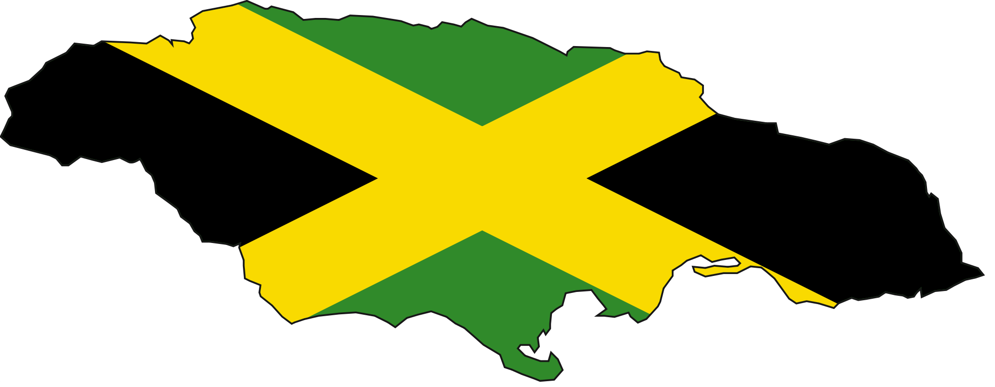 Jamaican drawing clipart. Crowns graphics illustrations free
