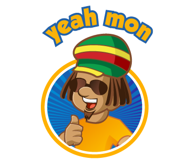 420 transparent animated. Reggae emoji jamaican patois