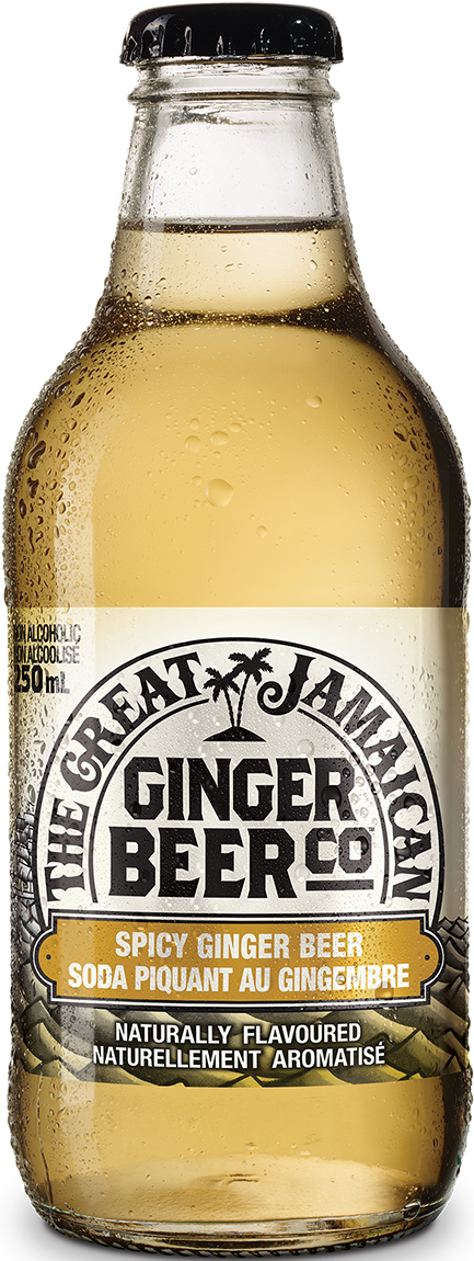 Transparent beer old. Ginger the great jamaican