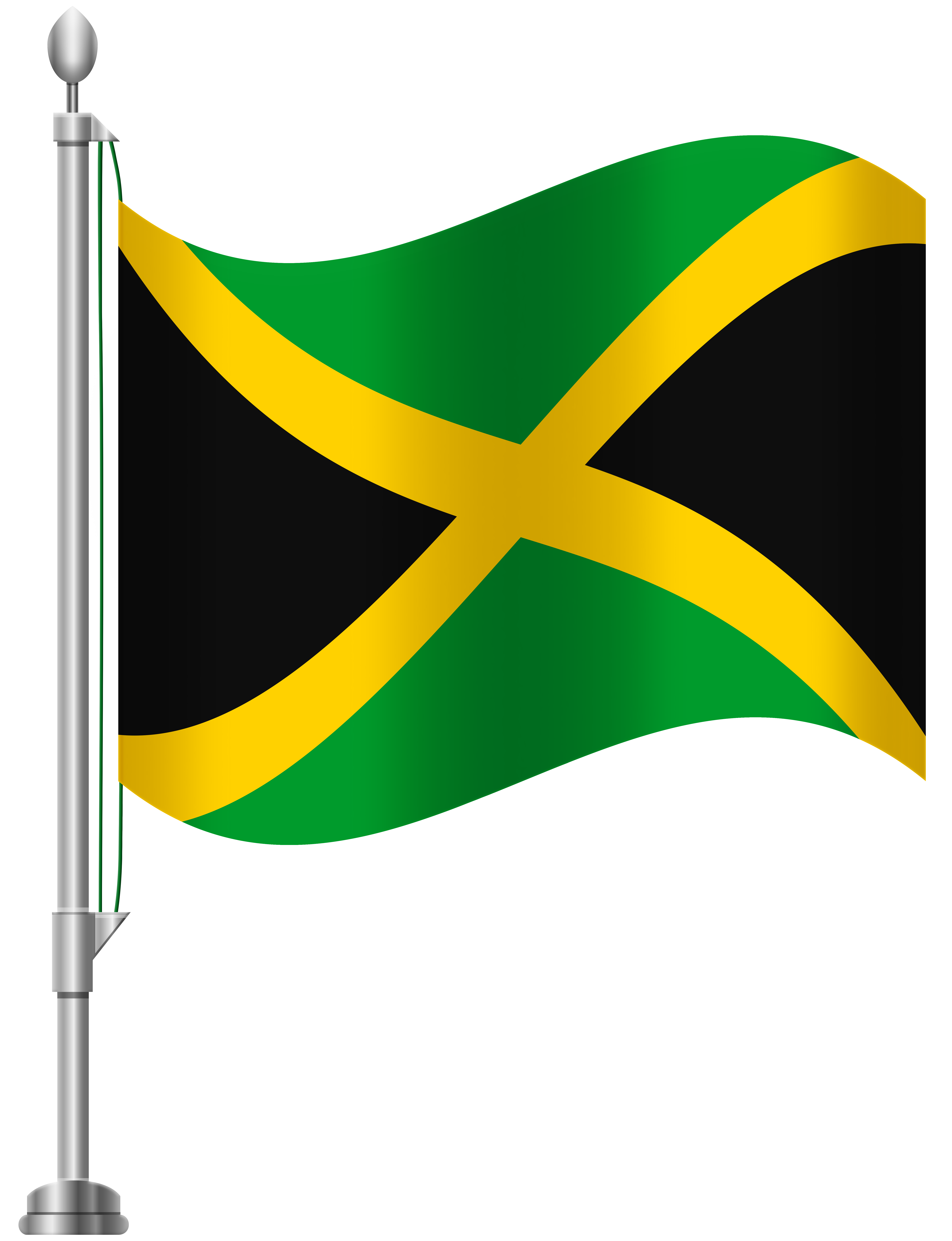 Jamaican drawing clipart. Jamaica flag png clip