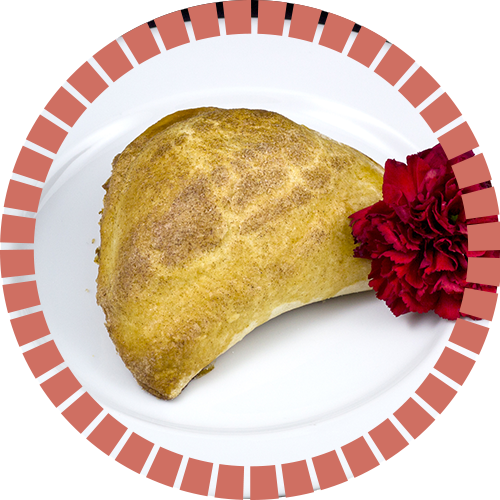 Jamaican patty and coco bread png. Products la concha bakery
