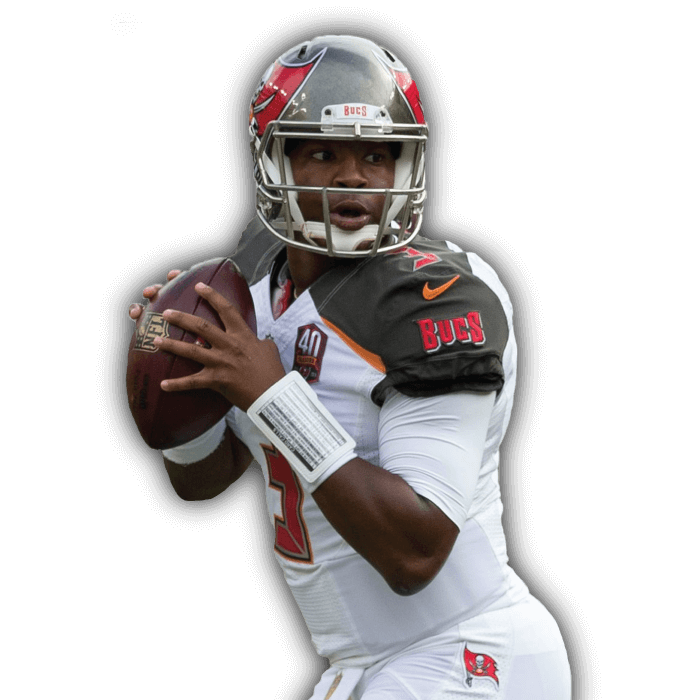 Jameis winston png. Third and