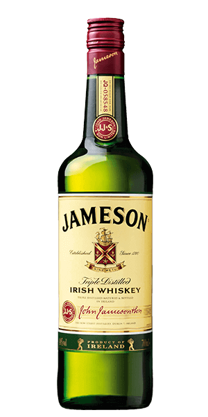 Jameson bottle png