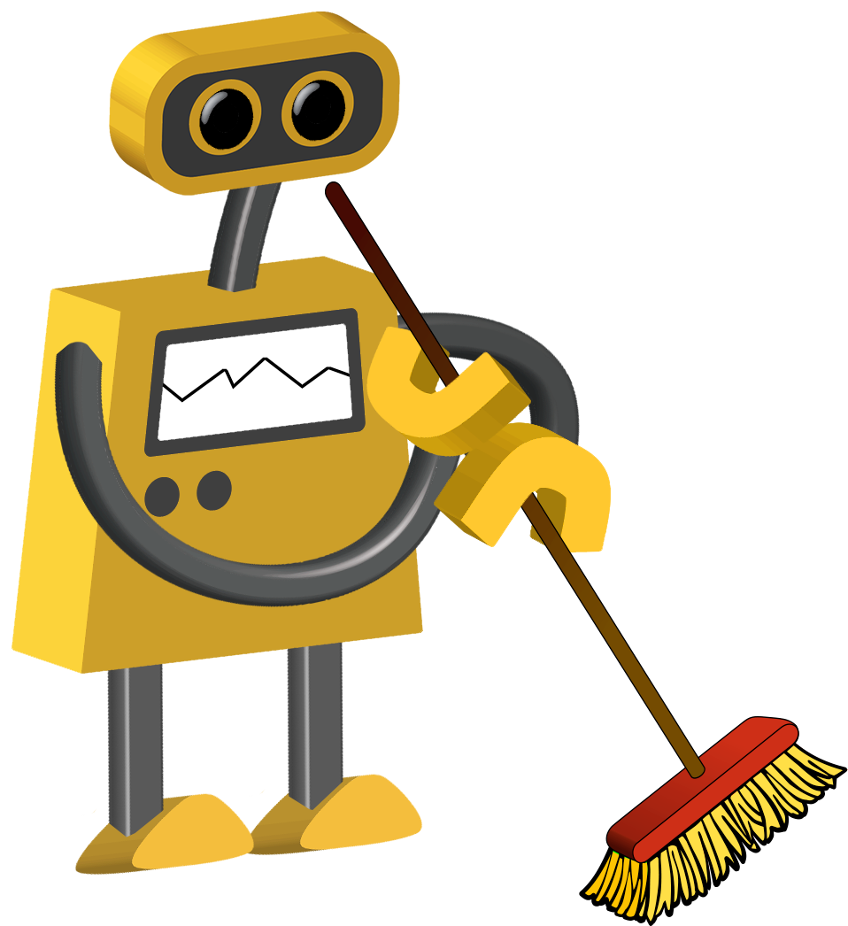 Janitor clipart transparent. Cartoons with backgrounds tim