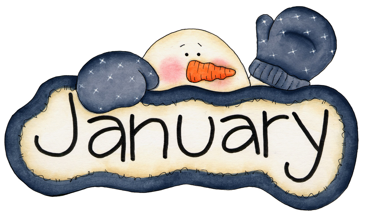 January clipart freezing point. The return of modern