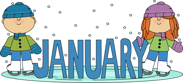 January clipart january theme. Winter themes mrs sarah