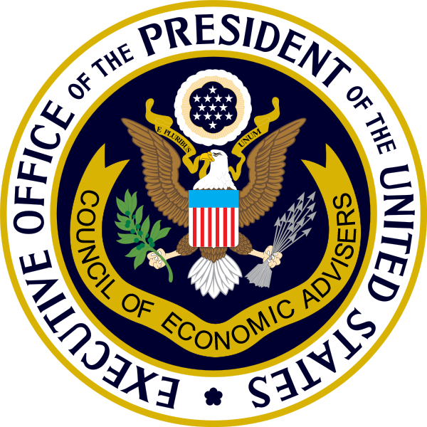 Presidents clipart governemnt. Council of economic advisers