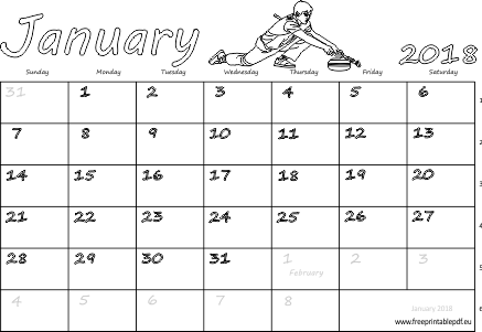 January holiday png. Calendar with holidays pdf