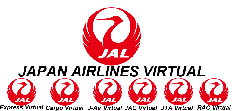 Japan airlines logo png. Jal virtual re launch