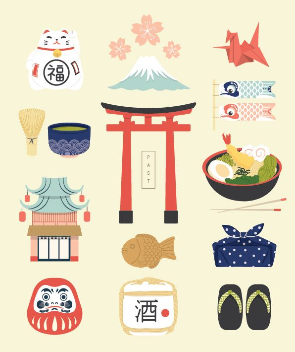 best japanese food. Japan clipart thing free download