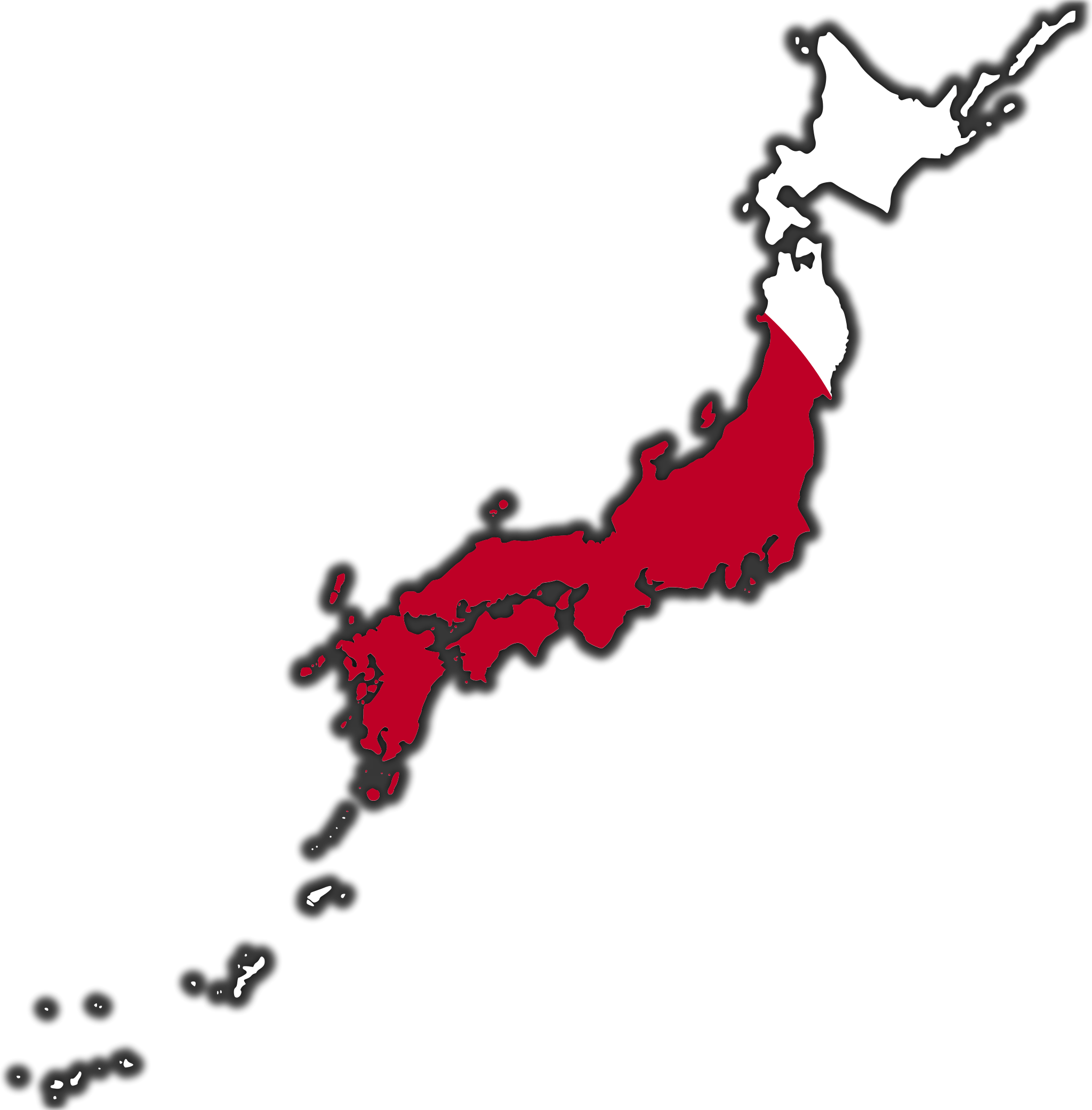 Japan map png. Clipart mart