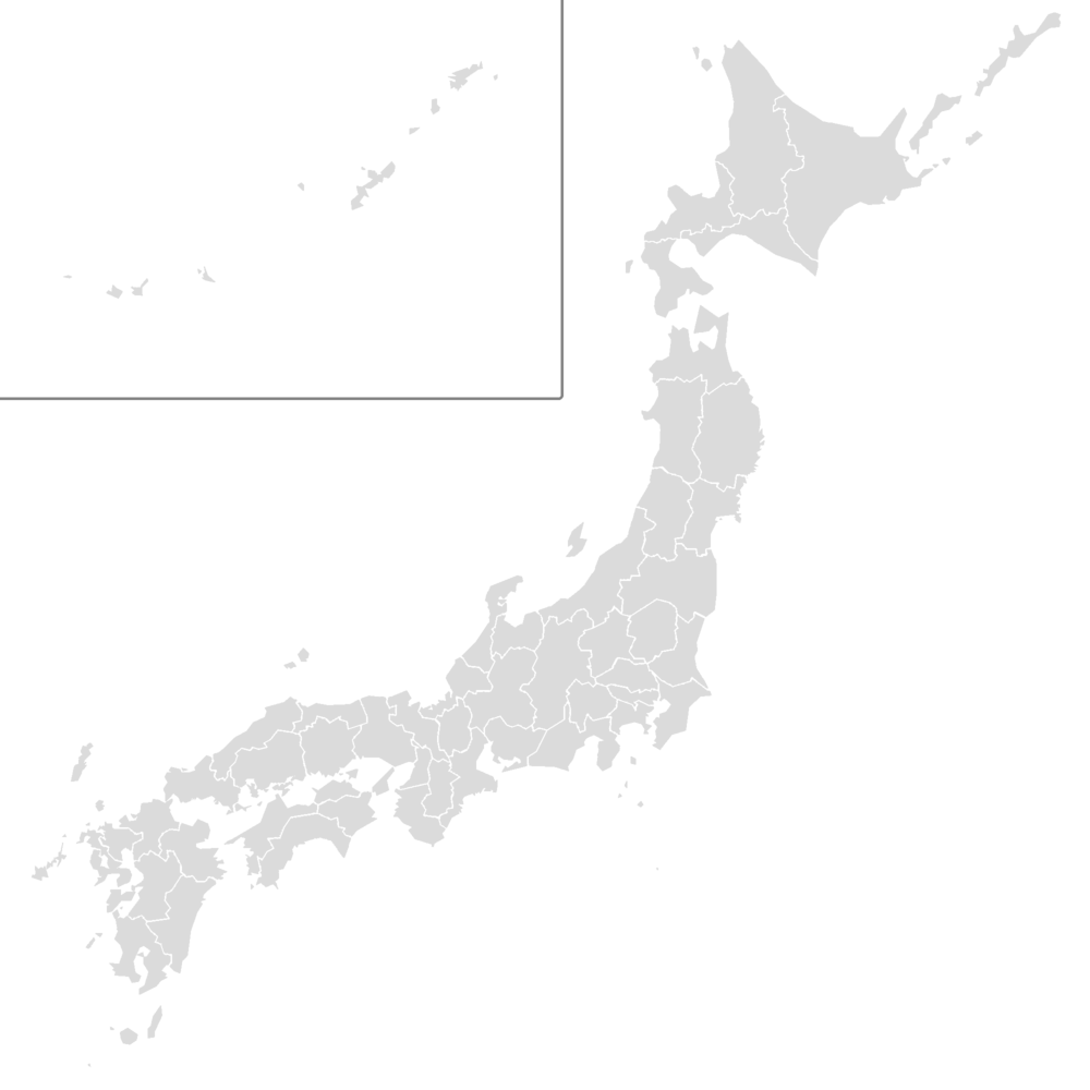 Japan map png. Template football clubs wikiwand