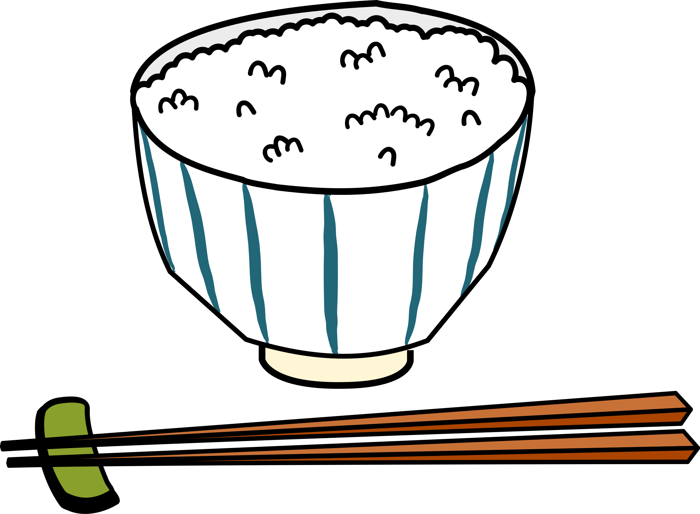 Japanese bowl png. Rice icons free and