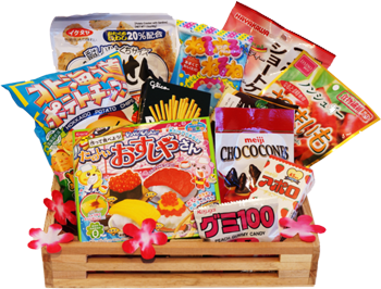 Japanese crate png. Japan a subscription box