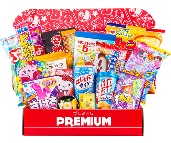 Japanese crate png. Japan candy delivered monthly