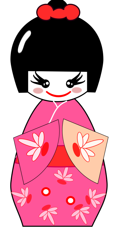 Japanese girl png. Clipart at getdrawings com