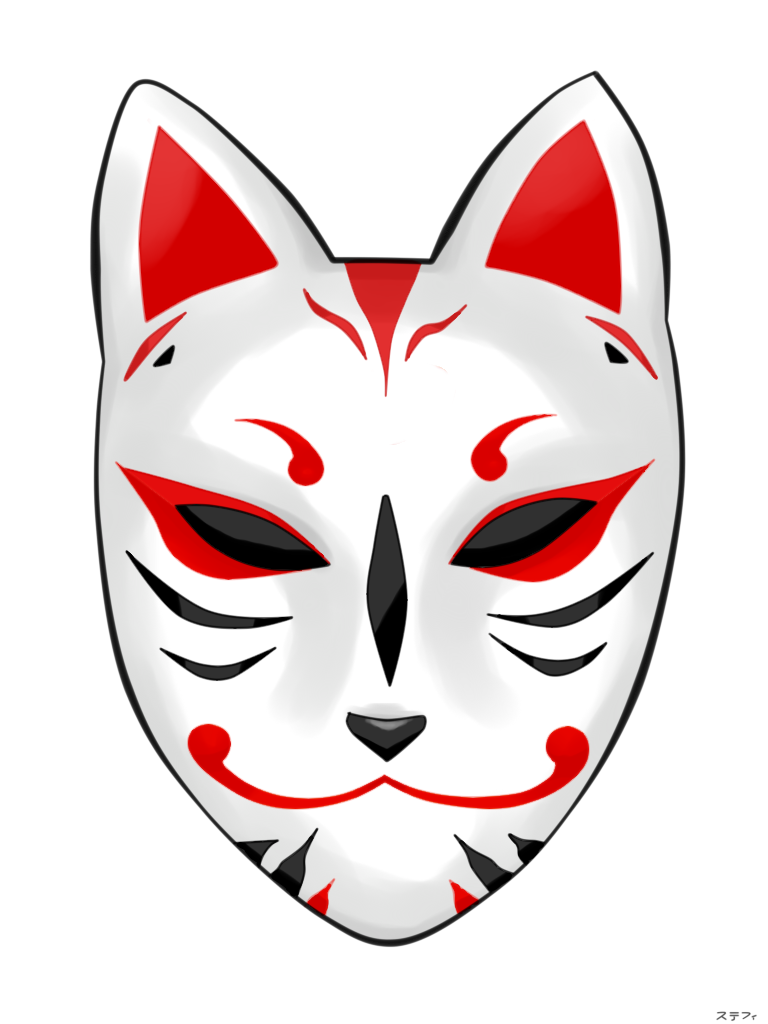 Japanese mask png. Tg traditional games thread
