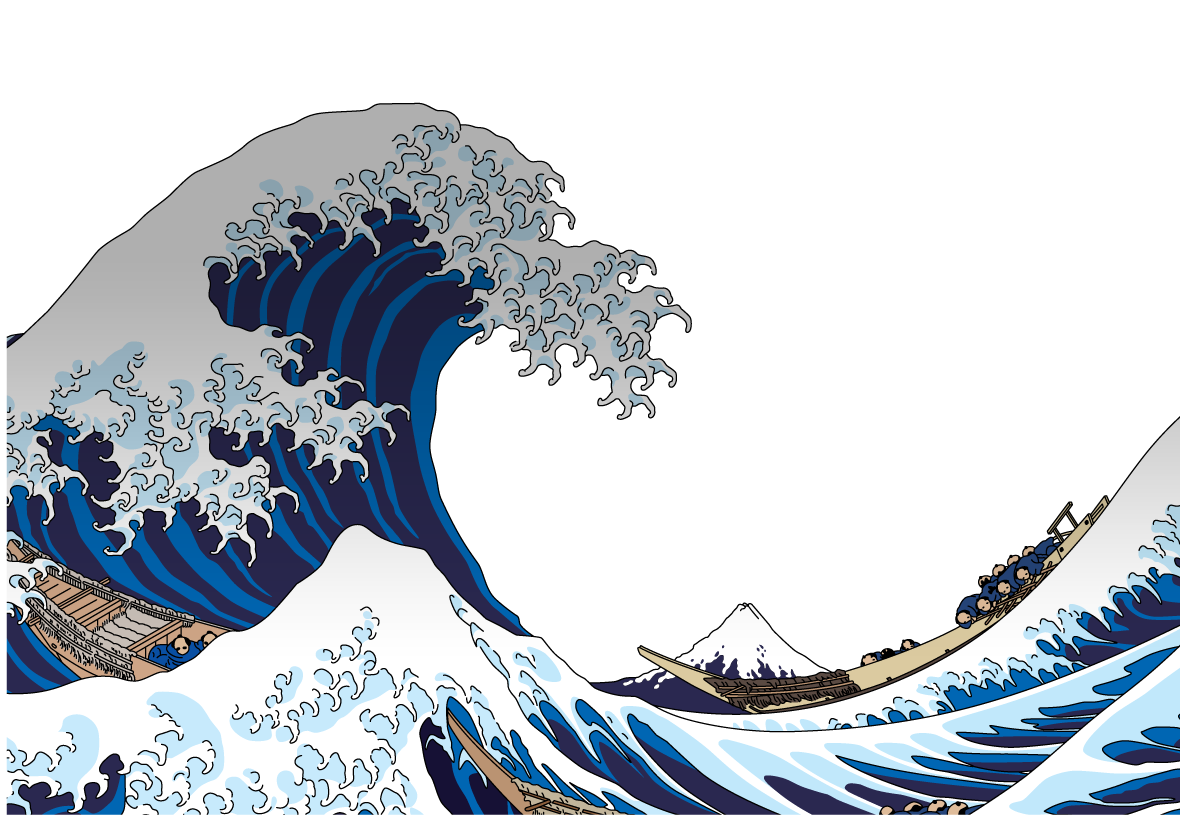 Japanese wave png. Kaima form suggestions pphxpng