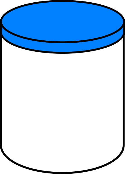 Jar clipart large. Plain dream clip art