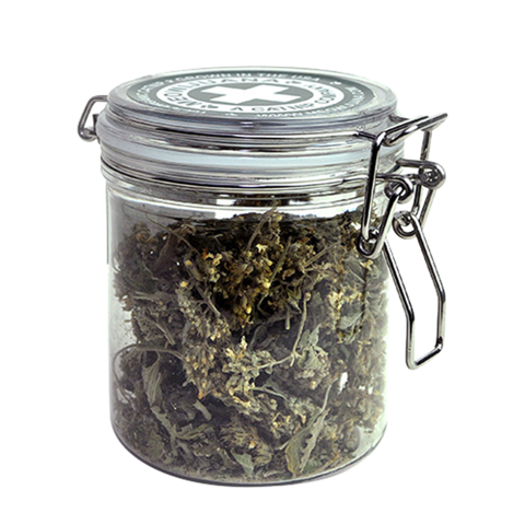 Jar of weed png. Meowijuana launches catnip product