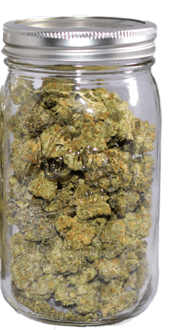 Jar of weed png. Standing akimbo info leafly