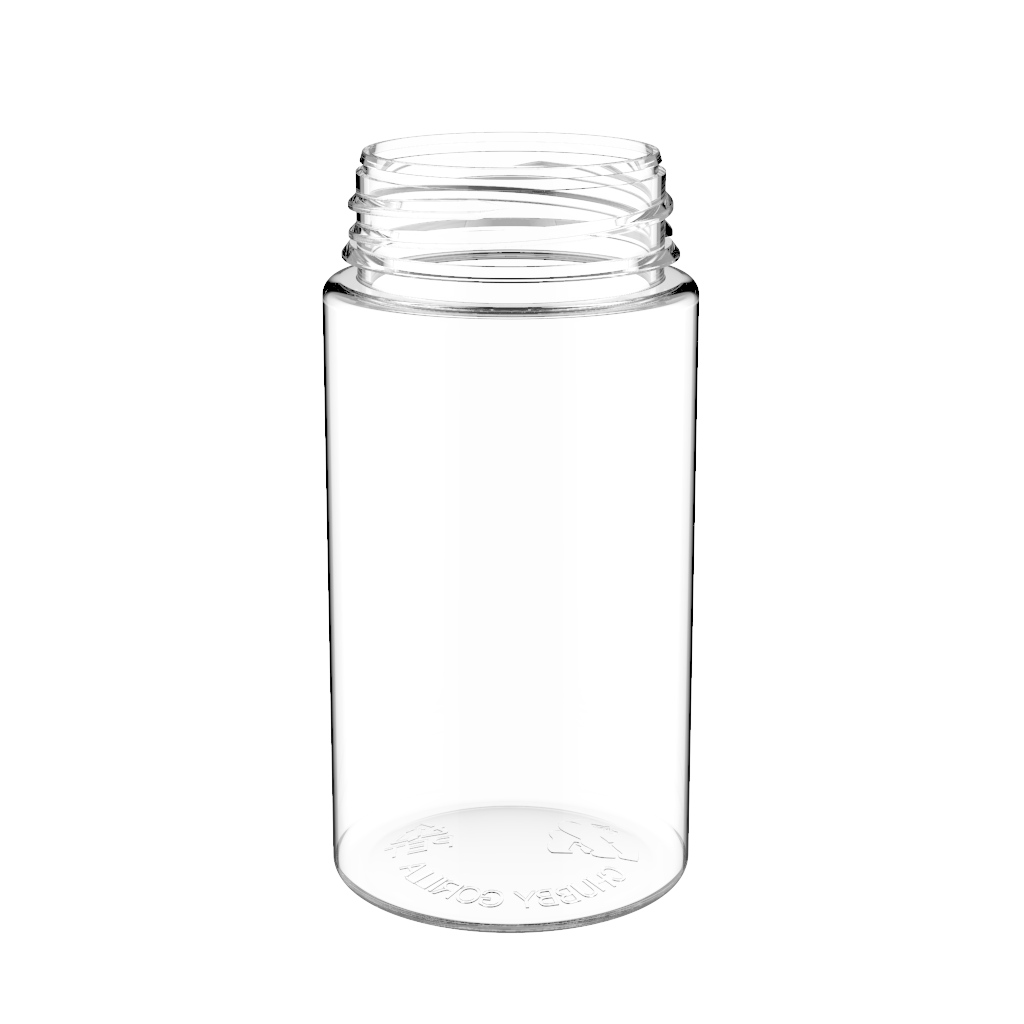 Transparent jar 15 ml. Cheapest chubby gorilla pet