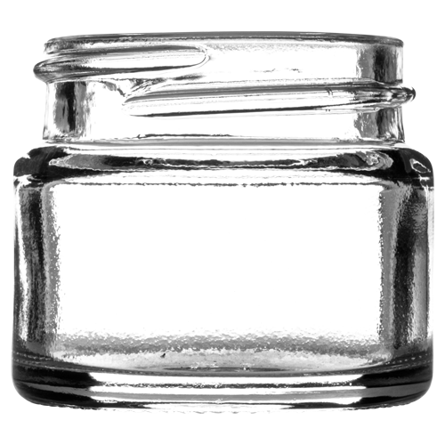 Transparent jar 15 ml. Rawlings health beauty products
