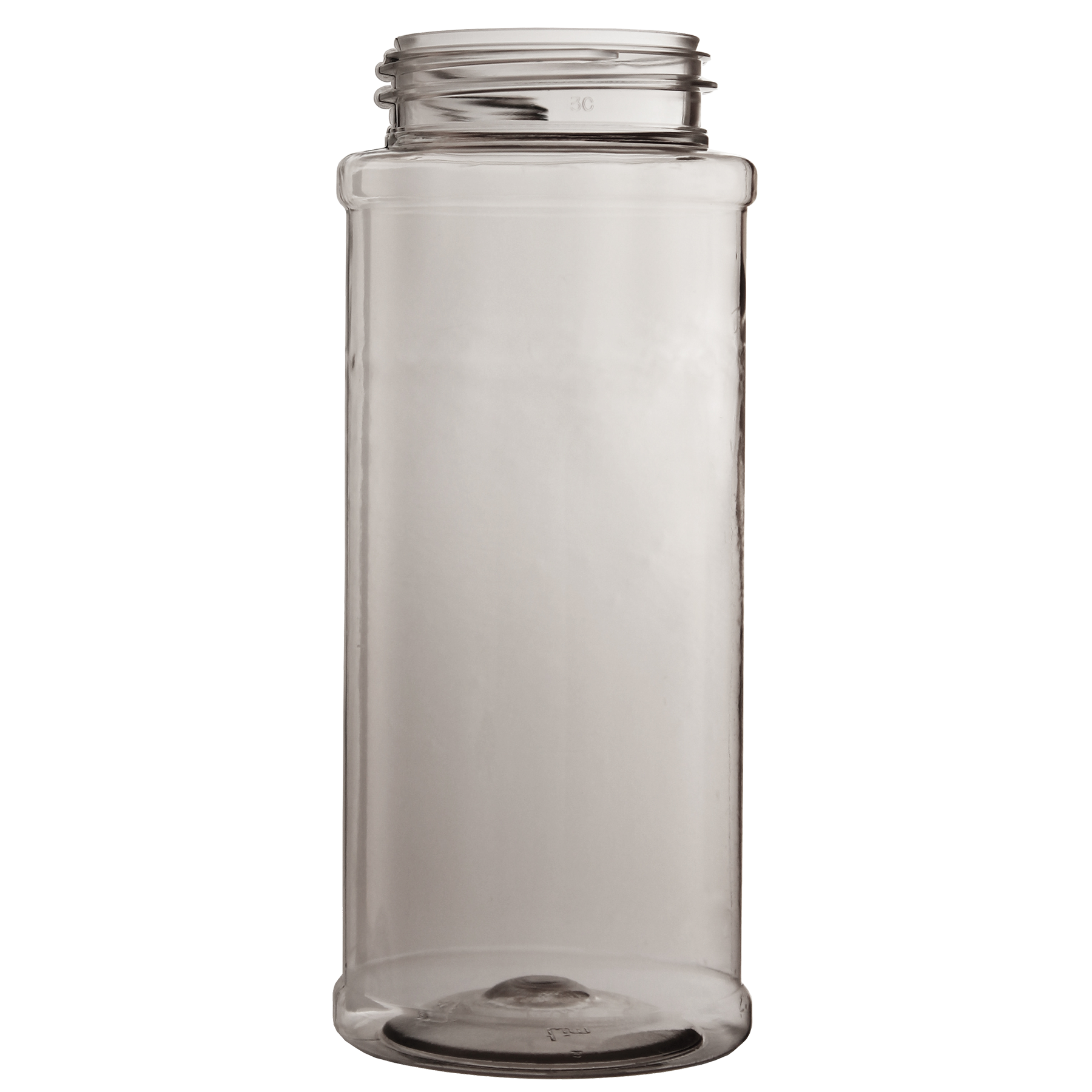 Jar transparent clear. Oz pet spice