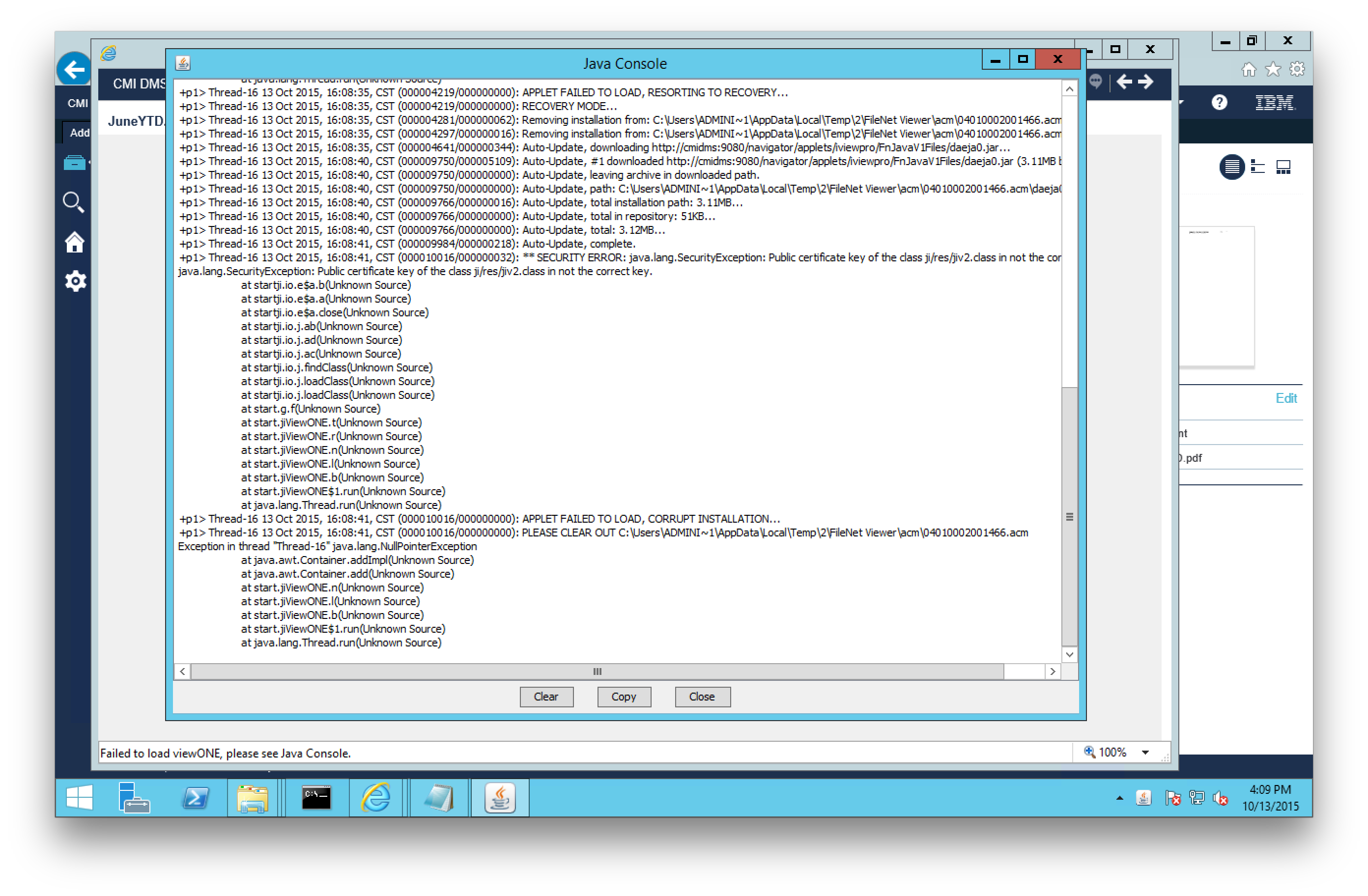 Java how to open a png image in windows viewer. Enterprise content management ibm