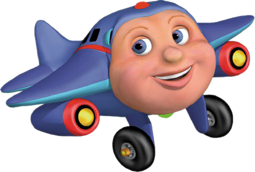 Jay jay the jet plane png