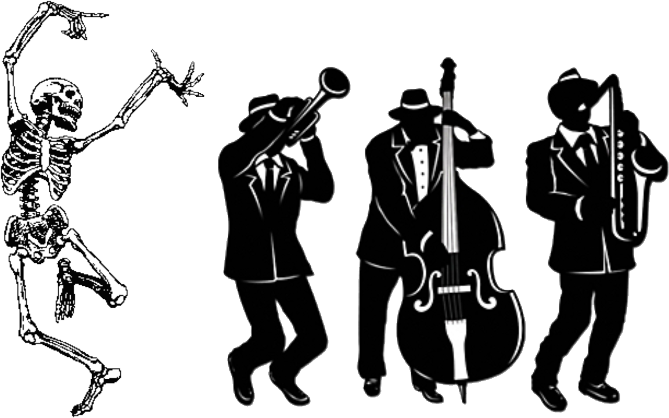 Jazz band png. Music transparent images pluspng