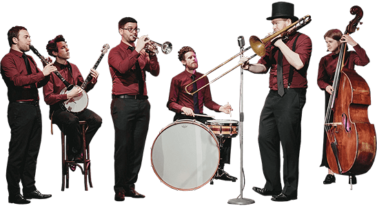 Jazz band png. Hire us shirazz melbourne