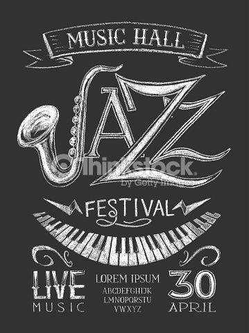 jazz clipart jazz festival
