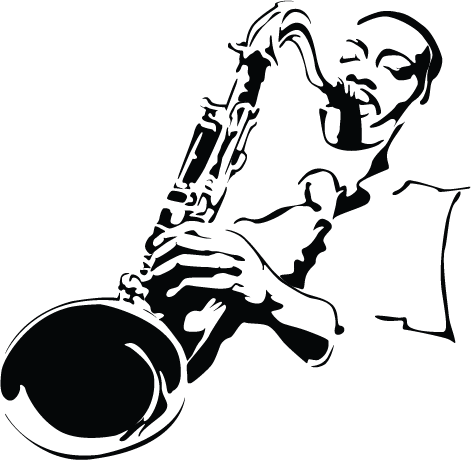 Saxaphone drawing jazz. Instruments png transparent images