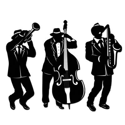 Jazz clipart jazz instrument. Best new orleans