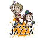 Studios mens draw with. Jazza drawing svg freeuse stock