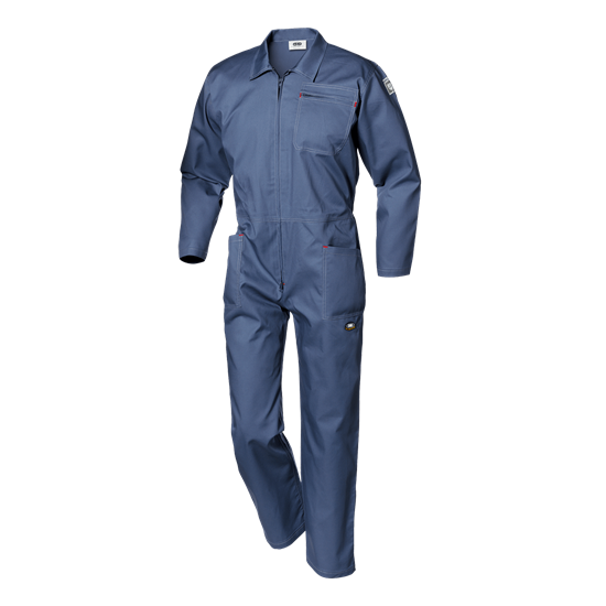 Jean drawing coverall. Overall coat jacket trousers