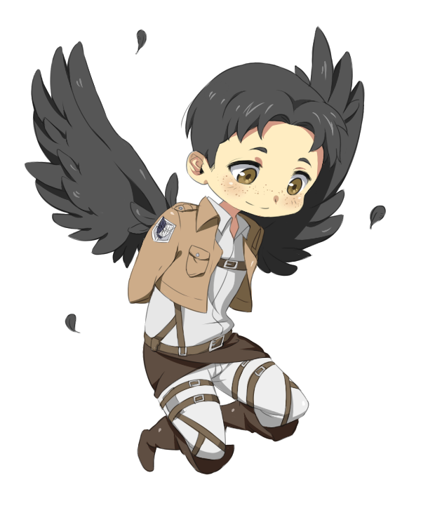 Jean drawing marco. As an angel from
