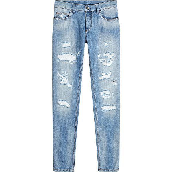 Jeans clipart torn jeans. Distressed skinny
