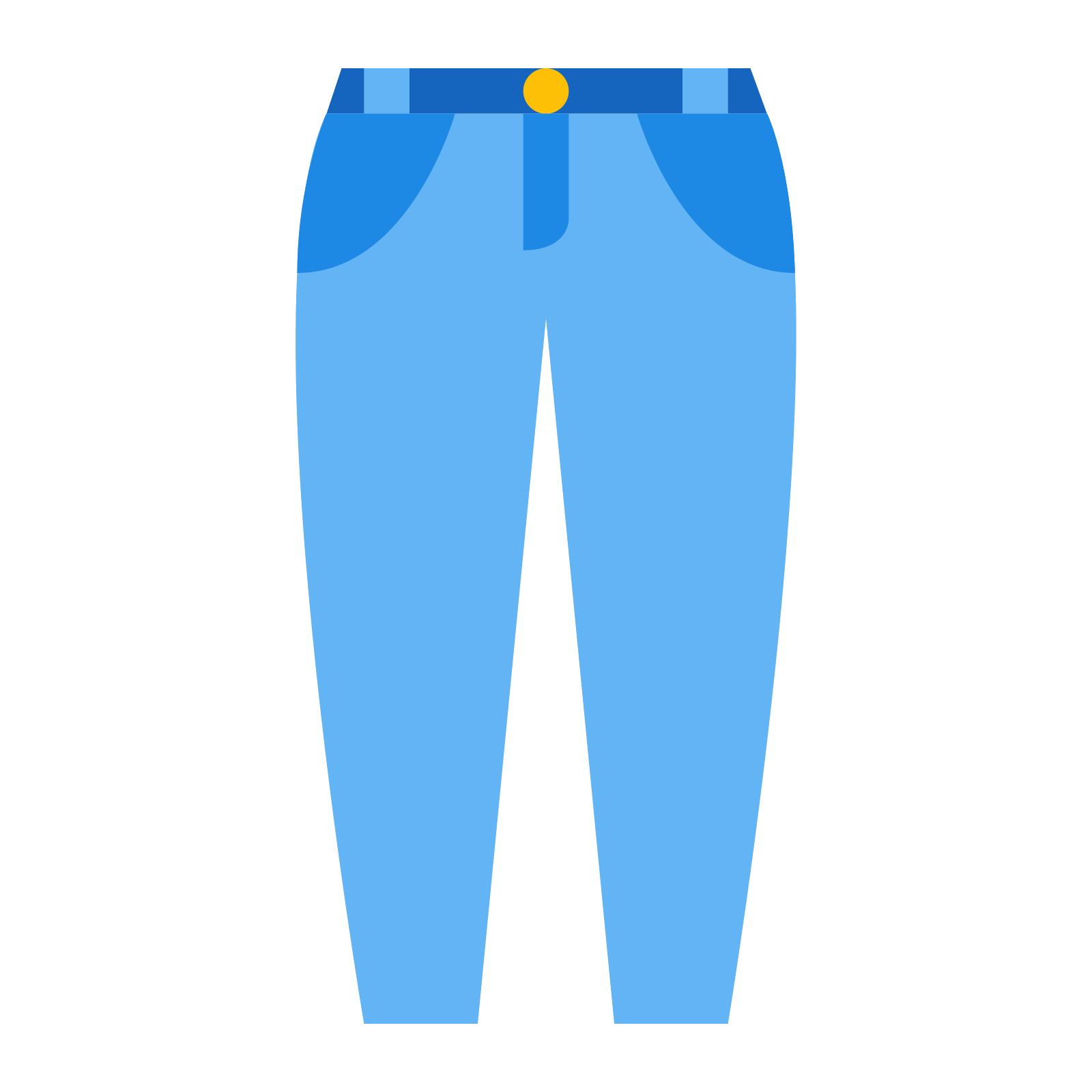 Jeans vector. Icon free download png