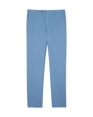 Jeans vector blue. Men s luxury tailored