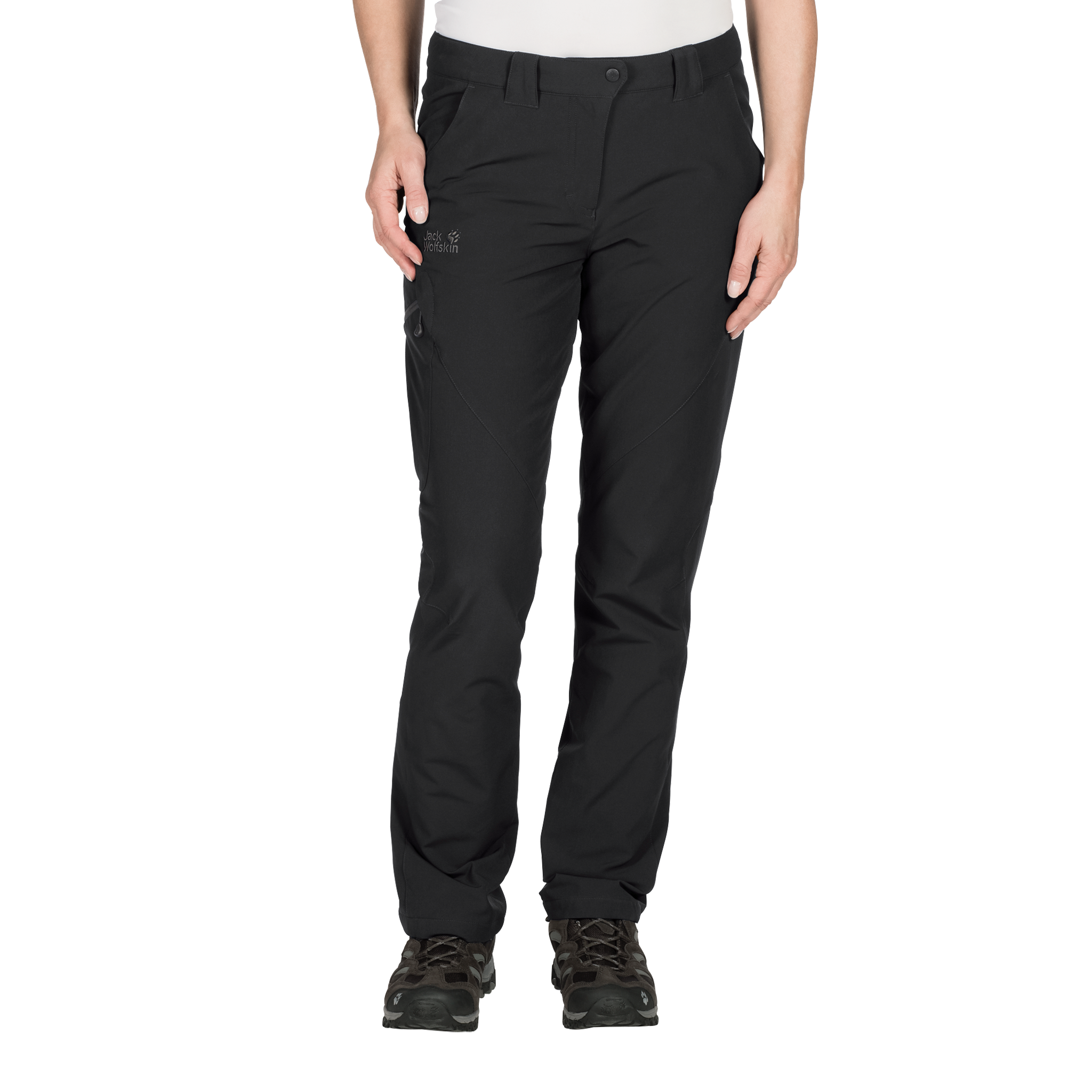 Jeans vector track. Jack wolfskin chilly xt
