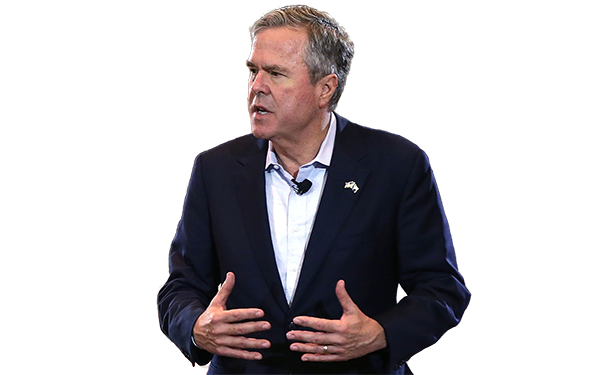 Jeb bush png. Interview yes on