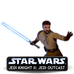 Jedi knight png. Star wars outcast icon