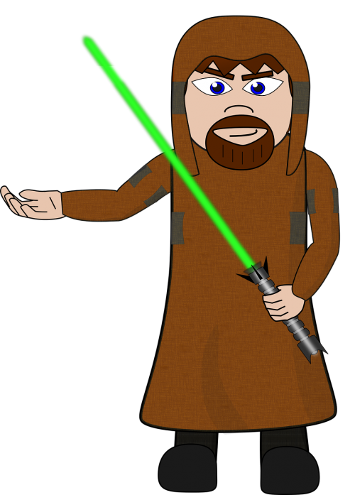 Jedi vector battle. Free photos search download