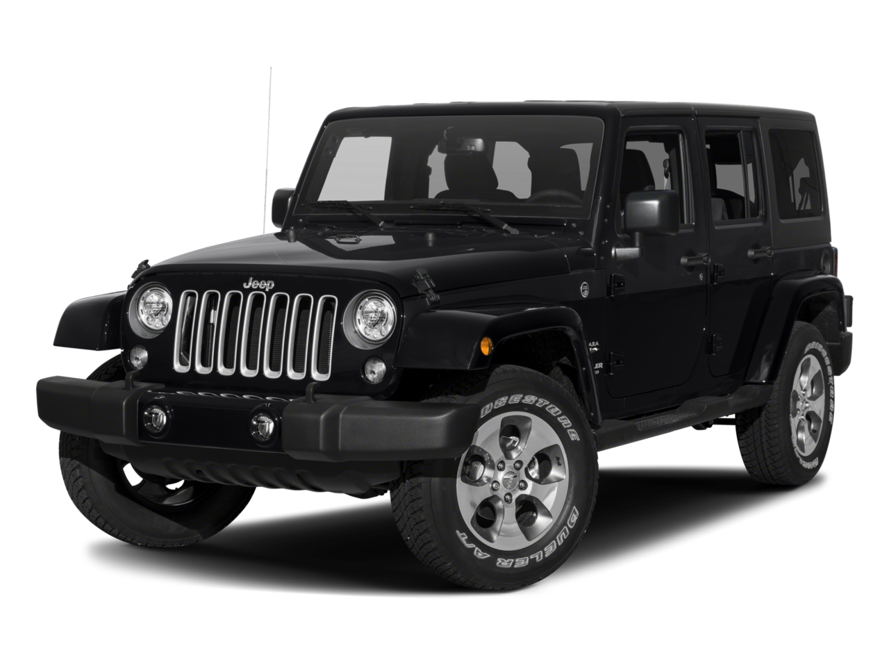 Jeep cargo label png. Wrangler unlimited in