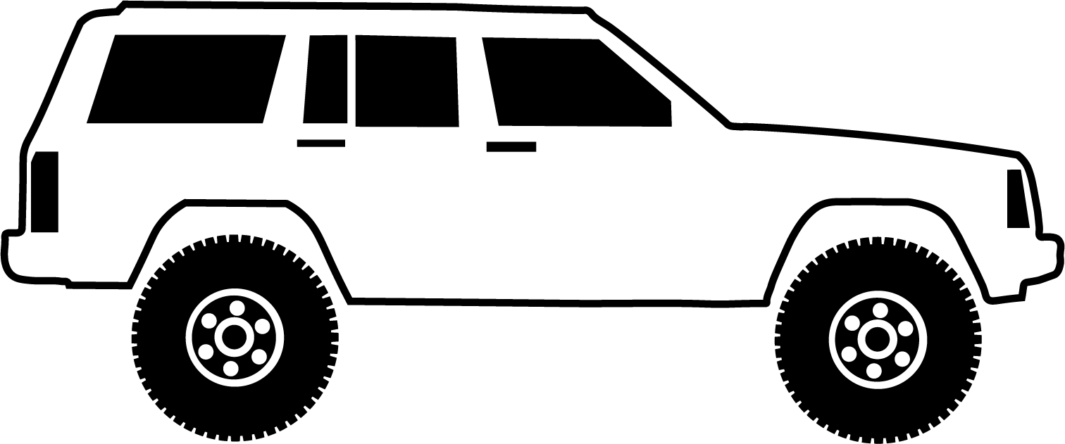 Jeep cherokee vector png. Thought you all might