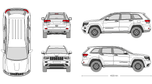 Jeep cherokee vector png. Mr clipart photo realistic
